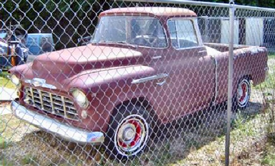 1956 Chevrolet Cameo Pick Up