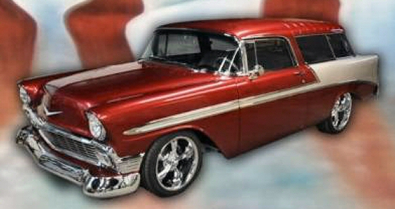 Photo of 1956 CHEVY NOMAD SHOW CAR