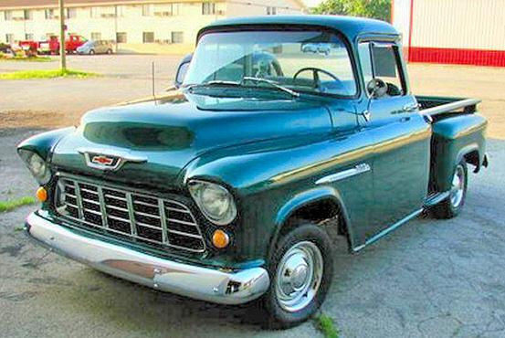 1956 chevy pickup. Black Bedroom Furniture Sets. Home Design Ideas