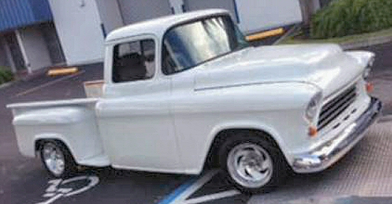 Photo of 1956 Chevy 3100 1/2 Ton Shortbed Pickup Former Show Truck