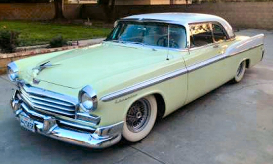 Photo of 1956 Chrysler Windsor Newport Coupe Restored