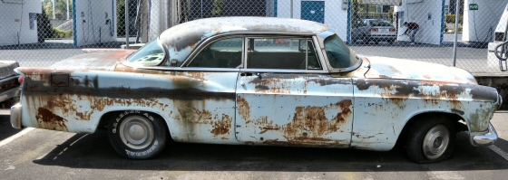 Photo of 1956 DeSoto Firedome 2 Door Coupe Project