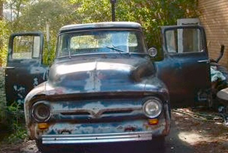 1956 Ford F100 Pick Up
