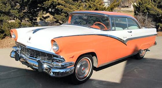 19551956 Ford Vintage Radio Antenna Electronics Cars