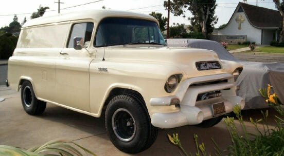 Photo of 1956 GMC Panel Truck 