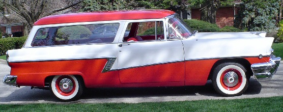1956 Mercury 2dr wagon
