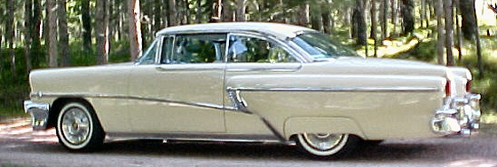 Photo of 1956 Mercury Montclair 2 DR HT