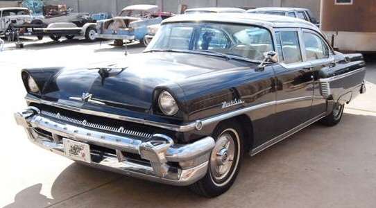 1956 Mercury Montclair 4 Door Sedan