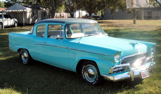 Photo of 1956 Studebaker Champion 2DR