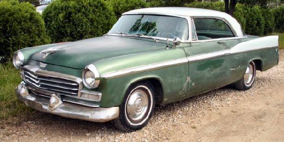 1956 chrysler for sale