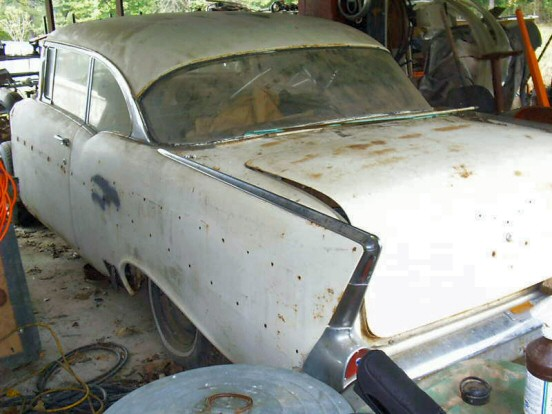 57 Chevy Project Cars for Sale