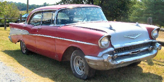 1957 chevrolet belair 4 door hardtop for 1957 chevy belair 4 door sedan for sale