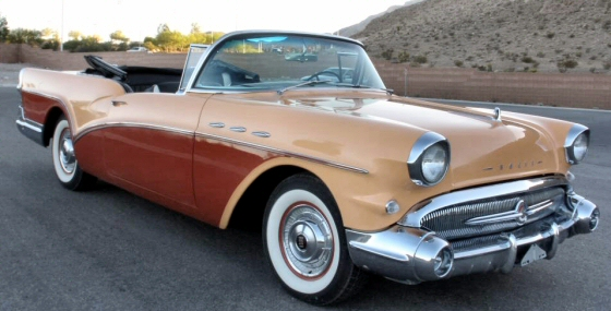 Photo of 1957 Buick Special Convertible
