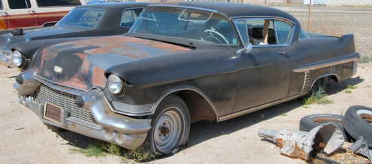 1957 Cadillac Coupe DeVille Project