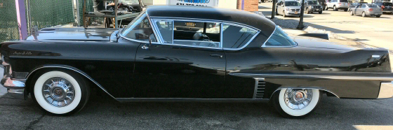 Photo of 1957 Cadillac Coupe DeVille  Frame-off Restoration