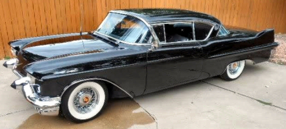 Photo of  1957 Cadillac Series 62 Coupe