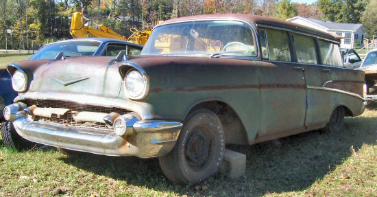 1957 chevy 210 series 4 door 6 seat station wagon for 1957 chevy 4 door wagon for sale