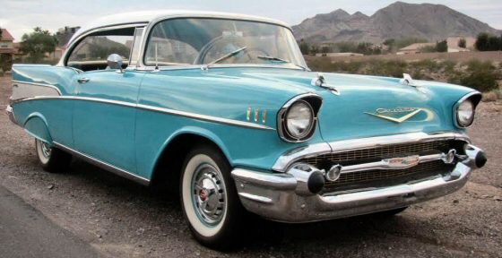 Photo of  1957 Chevrolet Bel Air All Steel 2DR HT  Original Small Block V8