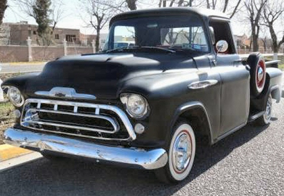 Photo of 1957 Chevrolet 3100 Pickup Truck Restored