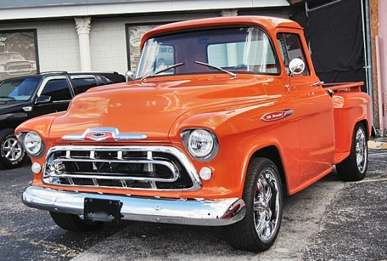 Photo of 1957 Chevrolet 3100 Step Side Pick Up