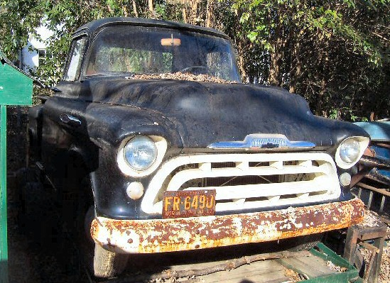 1957 Chevy Truck for Sale