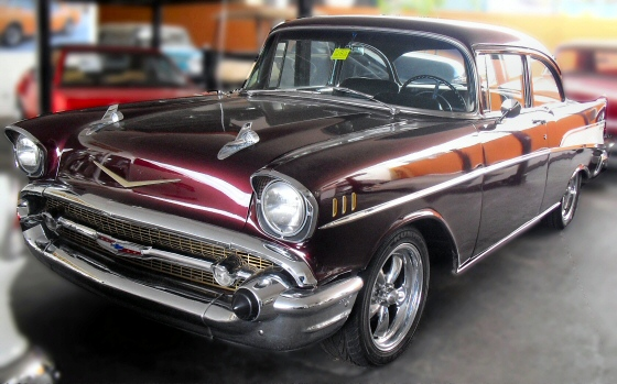 Photo of 1957 Chevrolet Belair 2 Door Street Rod