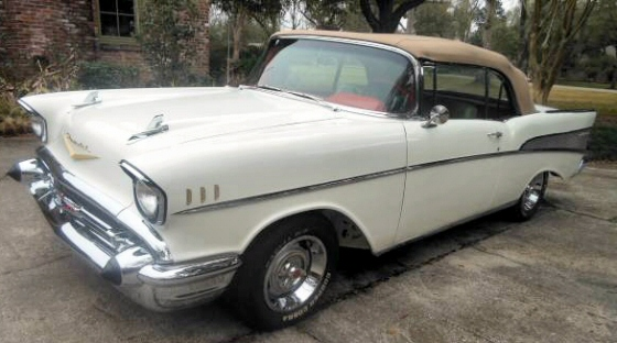 Photo of 1957 Chevrolet Bel Air Convertible