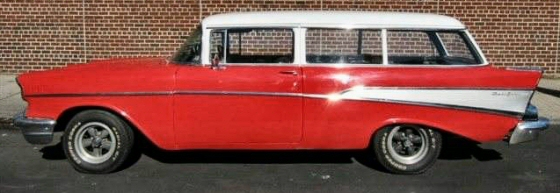 1957 chevy belair 2 door handyman wagon for 1957 chevy 2 door wagon for sale