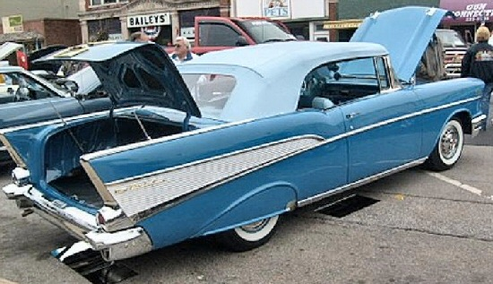1957 chevy convertible. Black Bedroom Furniture Sets. Home Design Ideas