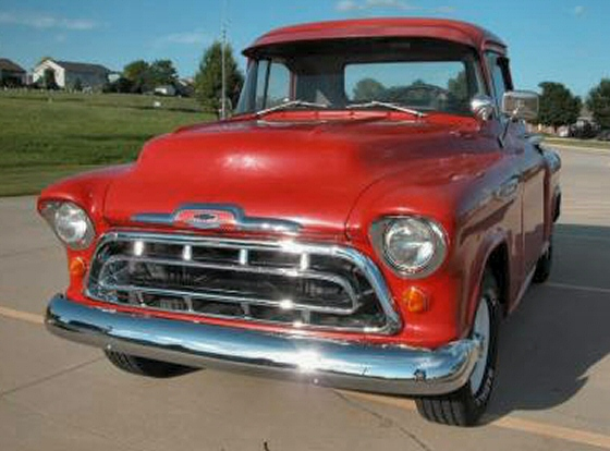 Photo of 1957 Chevrolet 1/2 Ton pickup  With Low Mileage