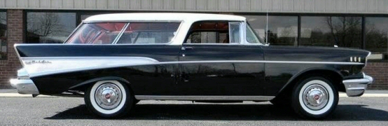 Photo of 1957 Chevrolet Nomad 2DR Stationwagon Original Restored