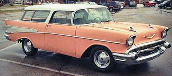 Photo of 1957 Chevy Nomad