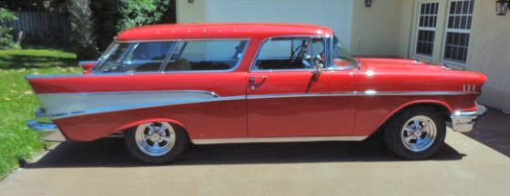 Photo of 1957 CHEVY NOMAD ONE OF A KIND