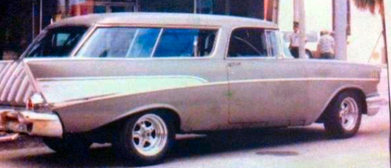 Photo of 1957 Chevrolet Nomad Street Rod