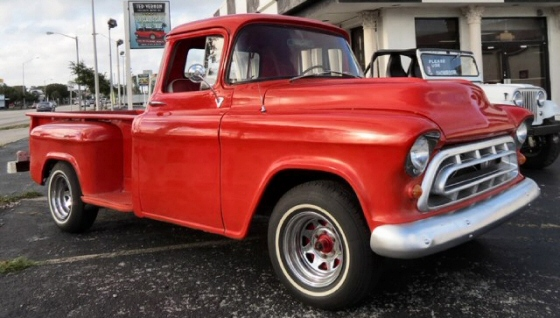 Photo of 1957 CHEVROLET PICKUP TRUCK