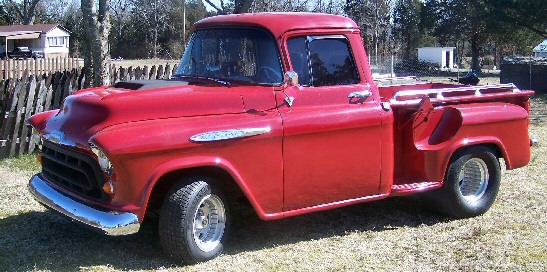1957 Chevy Street Rod truck