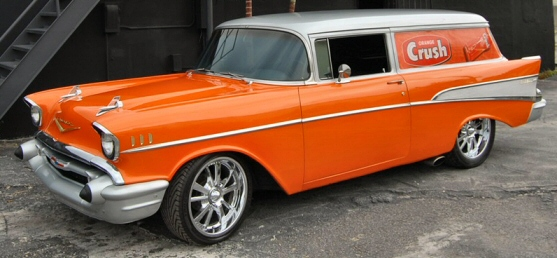 1957 Chevy Wagon for Sale