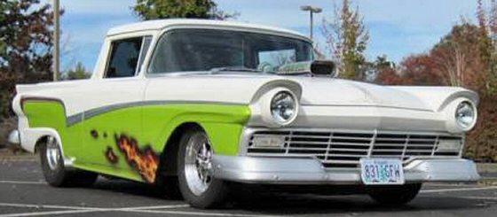 Photo of 1957 Ford Ranchero Pro Street