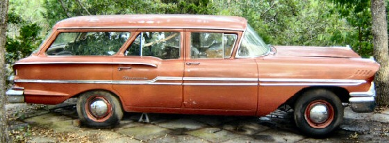 1958 Brookwood Station Wagon