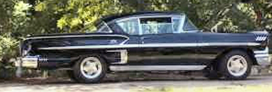 Photo of 1958 Chevy Impala 2DR Hardtop With Big Block
