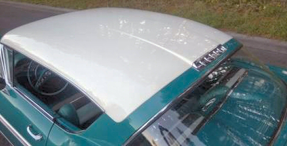Photo of 1958 Chevrolet Bel Air Impala 2DR Hardtop With 348 Tri Power