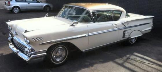 Photo of 1958 Chevy Impala 50th Anniversary Edition 2 DR Hardtop