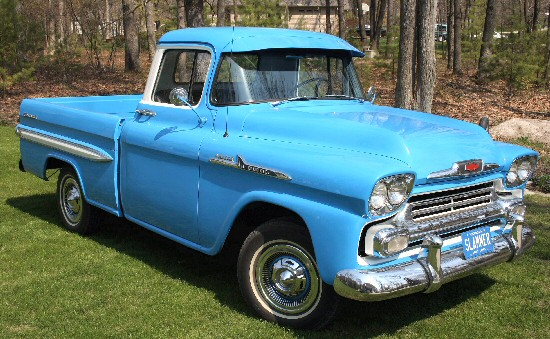 1958 Chevy Pickup Truck