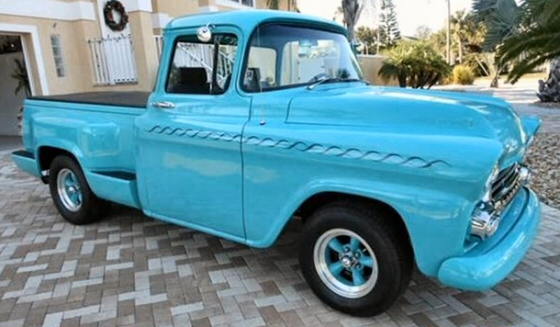 Photo of 1958 Chevrolet Cameo