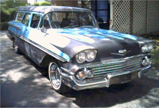 1958 Chevy Wagon for Sale