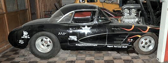 Photo of 1959 Chevrolet Corvette Blown Pro-Street