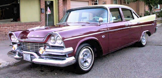 1958 Dodge Royal D-500