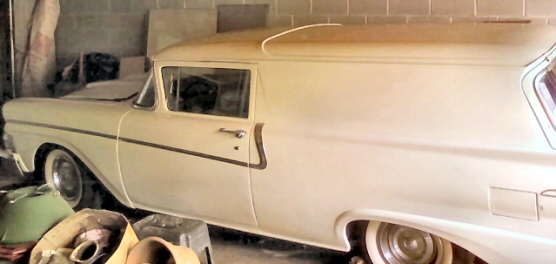 Photo of 1958 Ford Courier