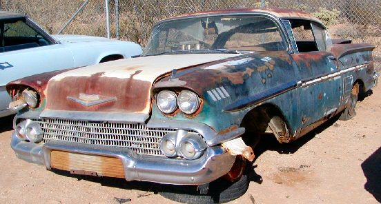 Used Chevy Impalas For Sale By Owner
