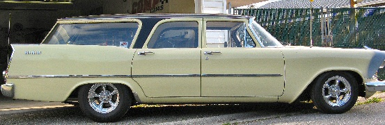 1958 Plymouth Station Wagon